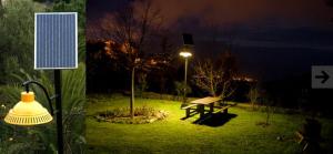 WS-Garden night shot